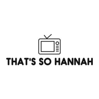 That's So Hannah